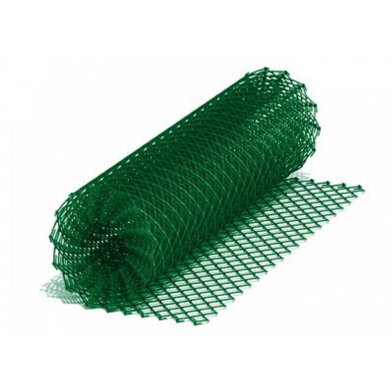 Сетка рабица полимерная